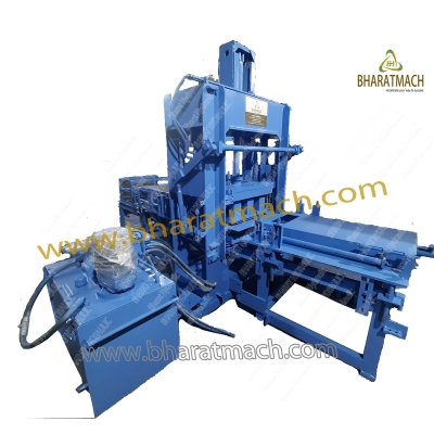 BHA-202BV (12cvt.) Vibro. Automatic Multi Brick & Block Machine