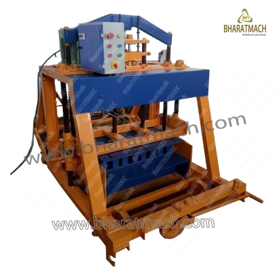 BHS-203AV Egg Laying Brick & Block machine