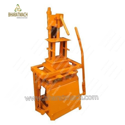 BHS-204IV Manual Solid Concrete Block Machine
