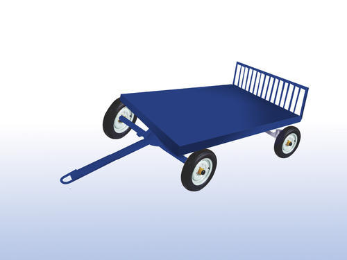 Pallets Shifting Trolley