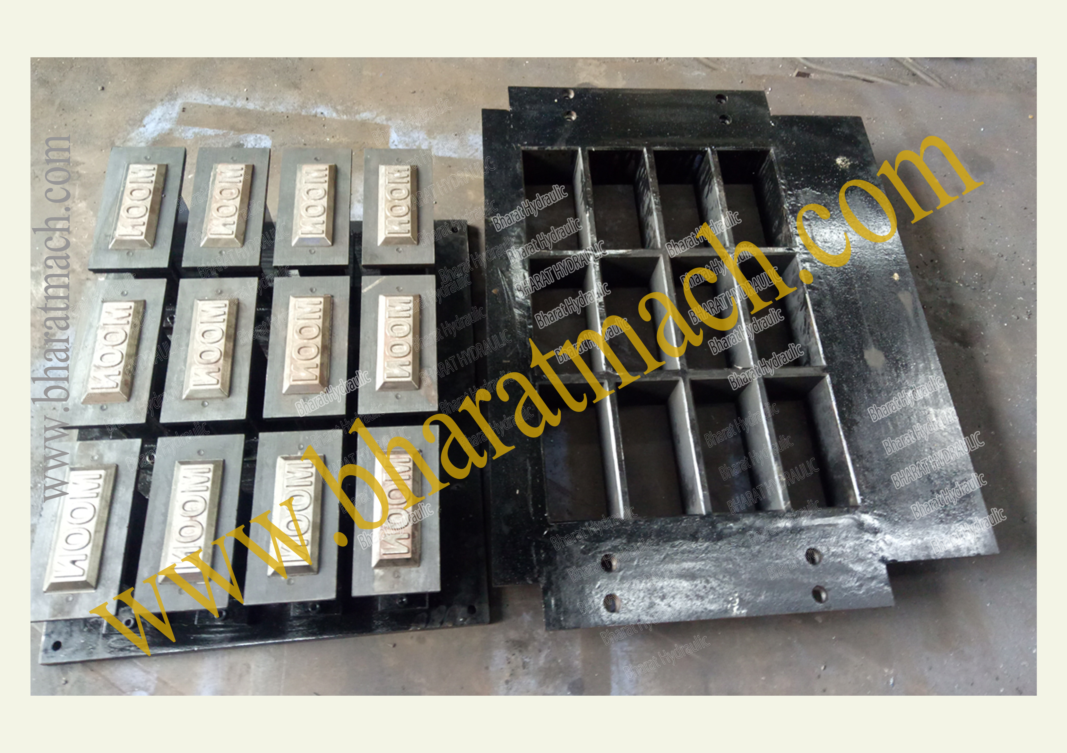 Bricks Mould Set